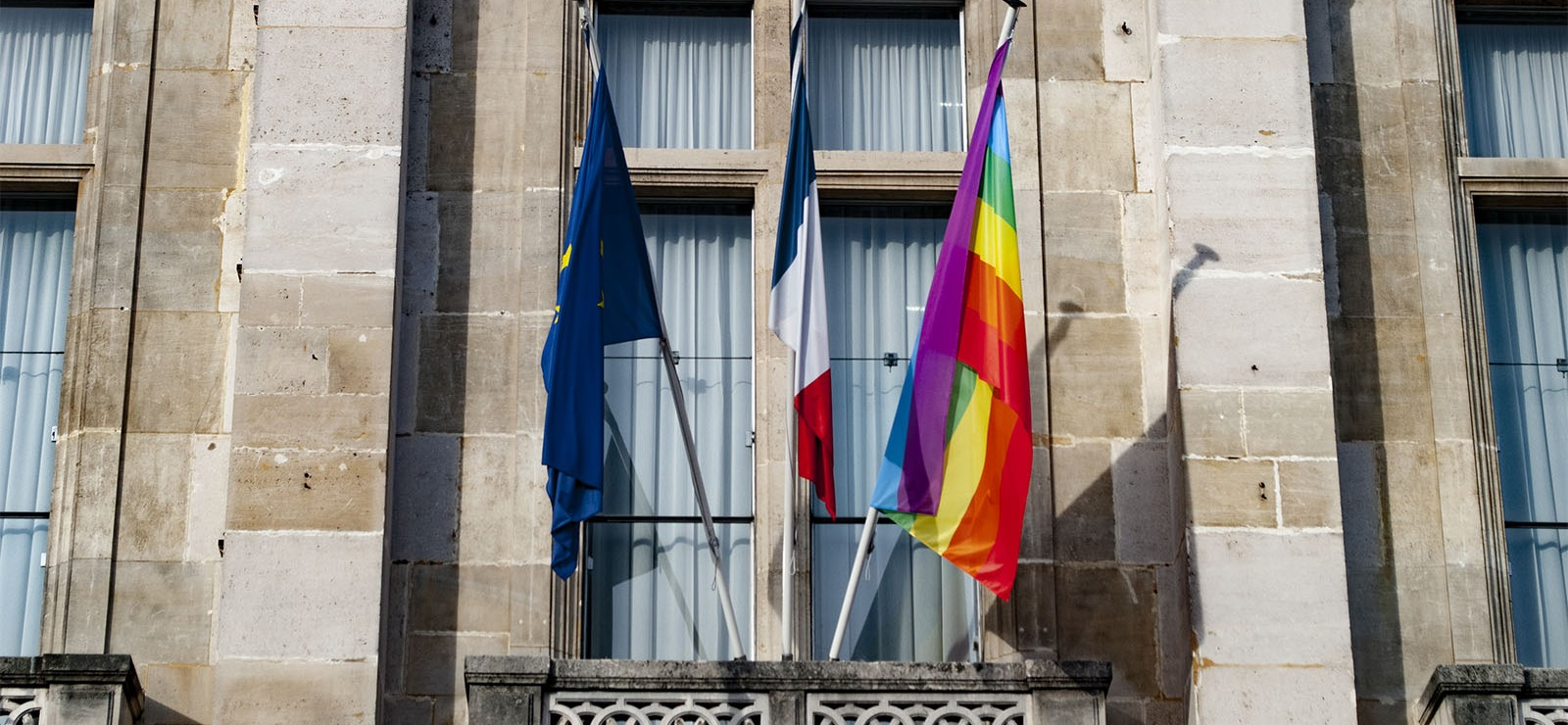 La ville de Saint-Denis s'engage contre les discriminations des LGBT