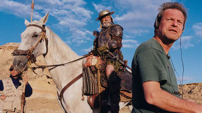 « Lost in La Mancha » : l'impossible « Don Quichotte » de Terry Gilliam