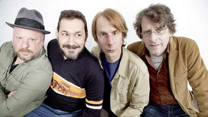 Mudhoney : Haute tension