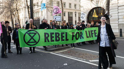 Extinction Rebellion sonne la révolte en France