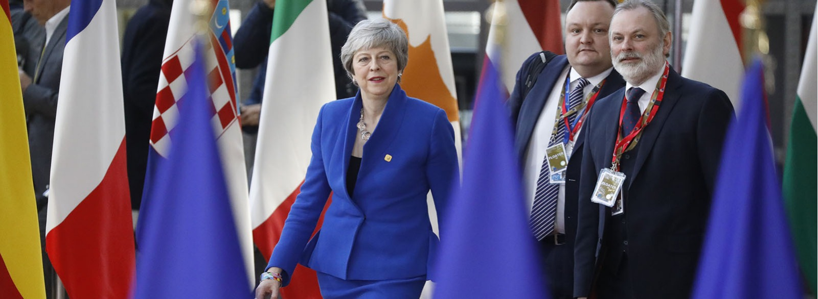 Theresa May l'européenne