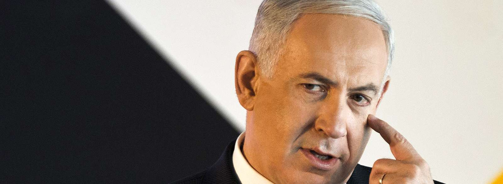 La menace de Netanyahou
