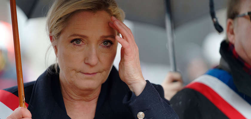 Le blanchiment de Le Pen