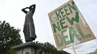 Vers un Green New Deal européen ?