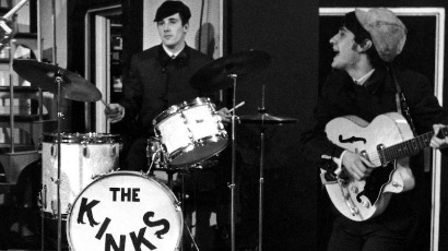 The Kinks, (presque) rois du rock