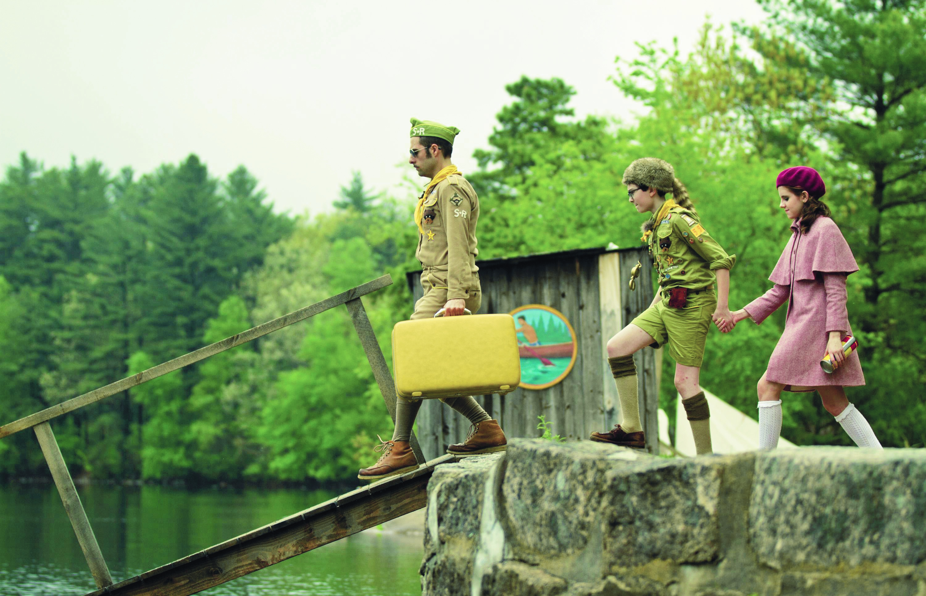 Illustration - « Moonrise Kingdom » de Wes Anderson