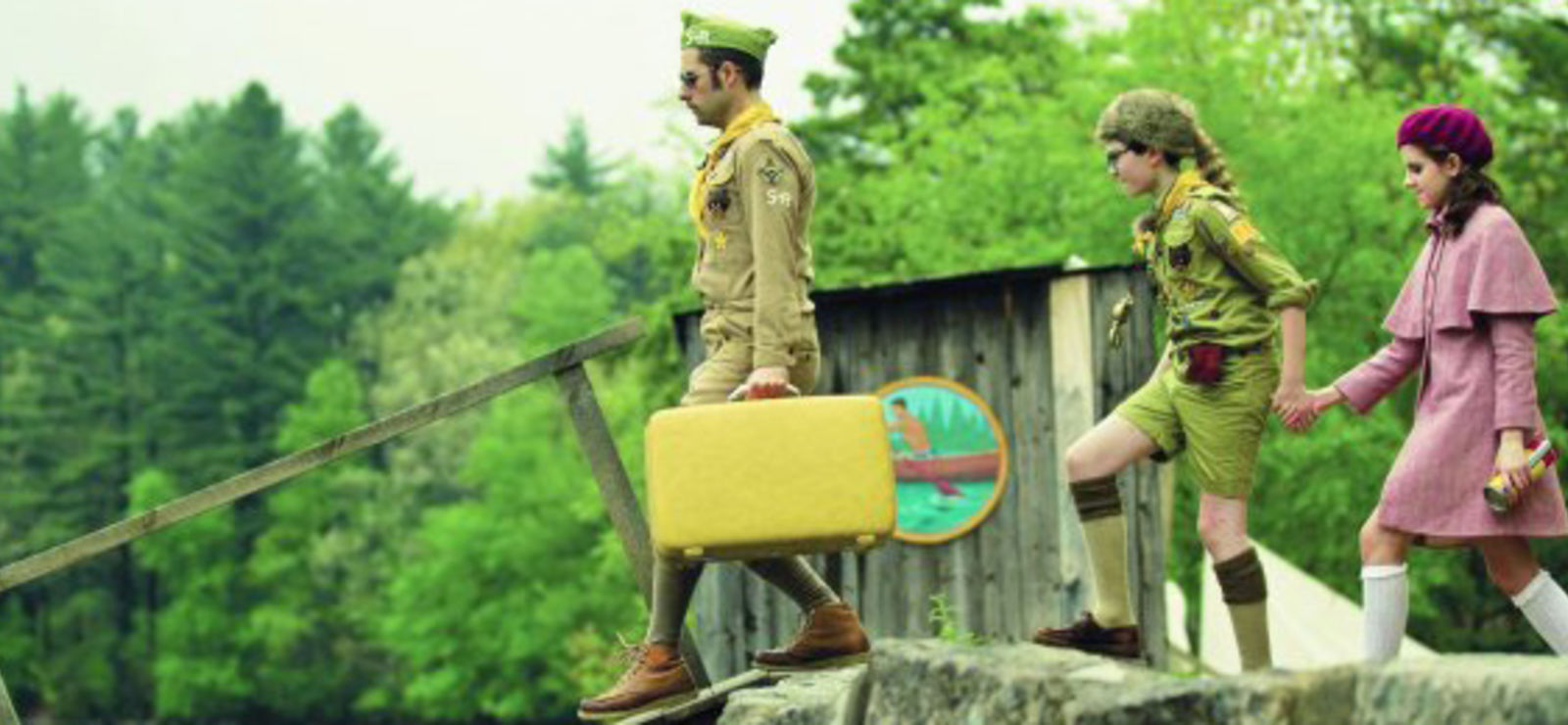 « Moonrise Kingdom » de Wes Anderson