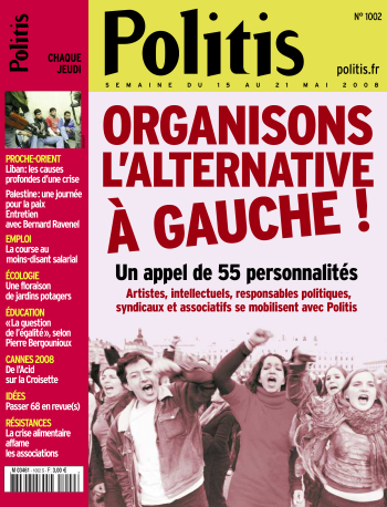 Organisons l'alternative à gauche !