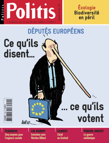Europe : ce qu'ils disent… ce qu'ils votent