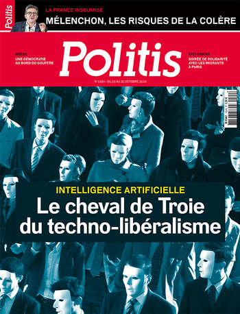 Intelligence artificielle : Cheval de Troie du techno-libéralisme
