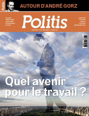 Couverture du Hors série Politis N°66