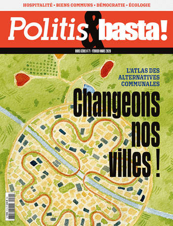 L'Atlas des alternatives communales : Changeons nos villes